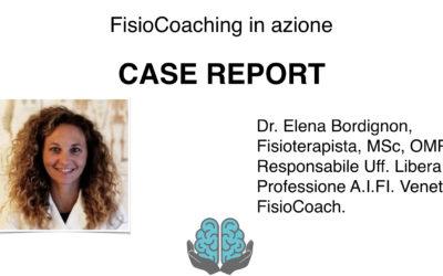 Case report: L'arte di riabilitare